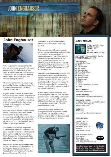 BPP - John Enghauser Bio pg1 v140909- HIGH RES