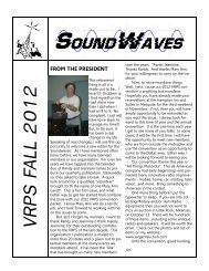 Soundwaves Oct 2012