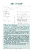 Students Guide 2010 | Undergraduate Admissions | Georgia College - Page 3
