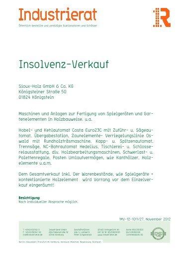 Beste Insolvenz Büromöbel Bilder - Hauptinnenideen - nanodays.info