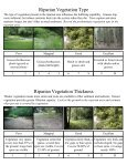 Riparian Assessment Guide - Page 4