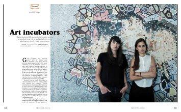 Istanbul's art incubators - Rutherford Tomasetti Partners SARL