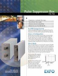 Pulse Suppressor Box FTB-PSB - Rohde & Schwarz