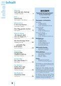 Heft 1/2006 - Zeit & Schrift - Page 2