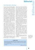 Heft 1/2006 - Zeit & Schrift - Page 3
