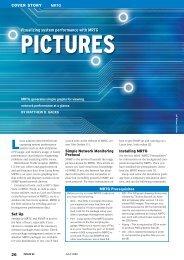 Visualizing system performance with MRTG - Linux Magazine