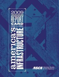 American Society of Civil Engineers - Report Card for America's ...