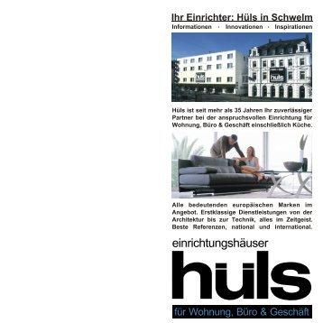 Hüls Schwelm 3 free magazines from huels in de