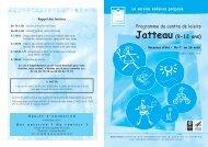 Jatteau (9-12 ans) - Ville de Moissy-Cramayel