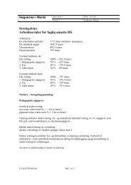 HS - Kvalitetssystem ved Høgskolen i Molde