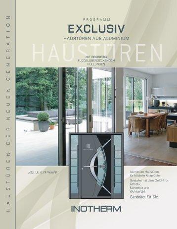 Inotherm Katalog Exclusiv 100 Seiten - Schoener-bauen24.de