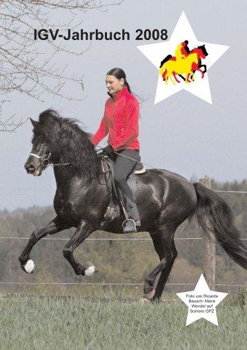 schöne Pferde warten auf Sie. Wir züchten American Saddle - IGV