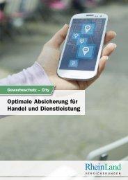 Optimale Absicherung für Handel und Dienstleistung - Christian Kunz