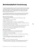 Optimale Absicherung für Handel und Dienstleistung - Christian Kunz - Seite 3