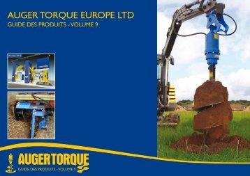 AUGER TORQUE EUROPE LTD