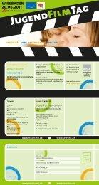 Jugend Film Tag - AIDS-Hilfe Wiesbaden
