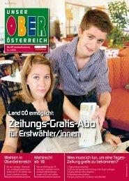 Unser Oberösterreich - Die Oö. Landesillustrierte Nr. 4/2009