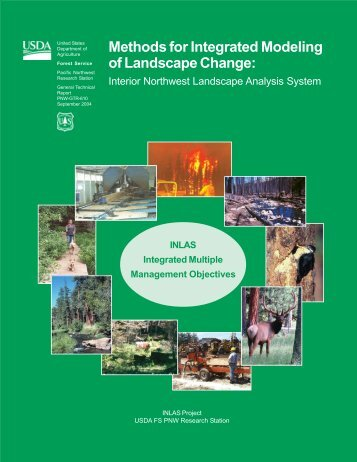 Methods for Integrated Modeling of Landscape Change: