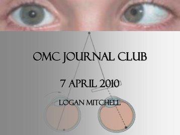 Superior Oblique - The Private Eye Clinic