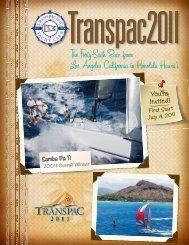 Transpac 2011 invite - Cowes Online