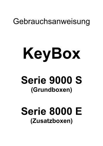 Technischer Beschrieb und Modelle (pdf) - DZ Schliesstechnik GmbH