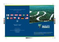 Una asociación innovadora entre países en vías de ... - NFP Facility