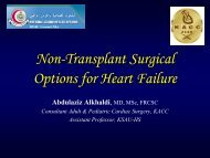 MVP in Heart Failure - RM Solutions