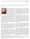 Greater Worcester Community Health Improvement Plan - Page 6