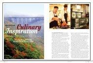 Culinary Inspiration - Anna Dubrovsky