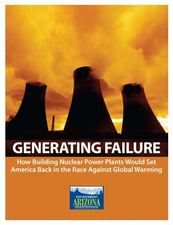 Generating Failure - Public Interest Network