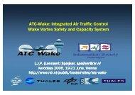 ATC-Wake - Aeronautics Days 2006