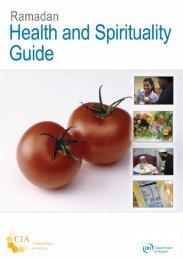 [PDF] Ramadan Health and Spirituality Guide