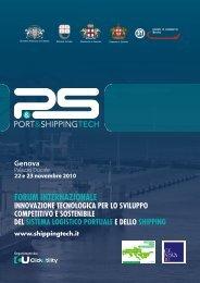 Programma dell'evento - Porto di Venezia