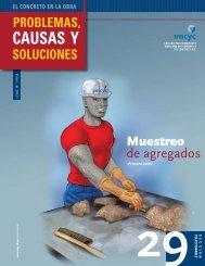 Muestreo de agregados - Instituto Mexicano del Cemento y del ...