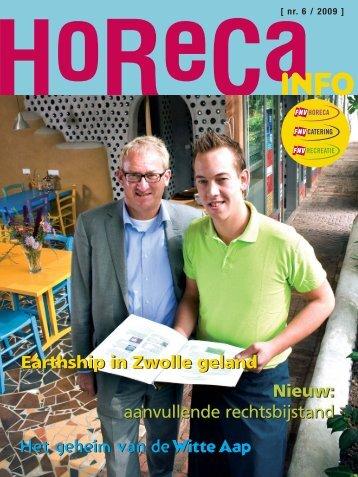nr. 6 / 2009 - FNV Horecabond