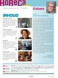 nr. 6 / 2009 - FNV Horecabond - Page 3