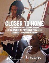 Closer to Home (PDF) - Médecins Sans Frontières