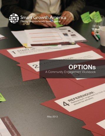 OPTIONs - Smart Growth America