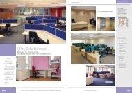 Office Refurbishment - Pinnacle Furniture