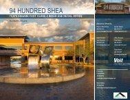 TITLE 94 HUNDRED SHEA - Property Line