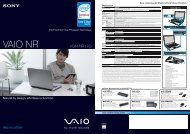 VAIO NR - Sony