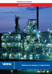 Viking SupplyNet Product Catalogue - Foam Systems - EN-IT-SP.indd