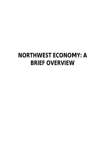 northwest economy - The Italian Chamber of Commerce and ...
