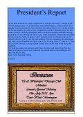Westernport Dressage Club Newsletter - the Westernport Dressage ... - Page 4