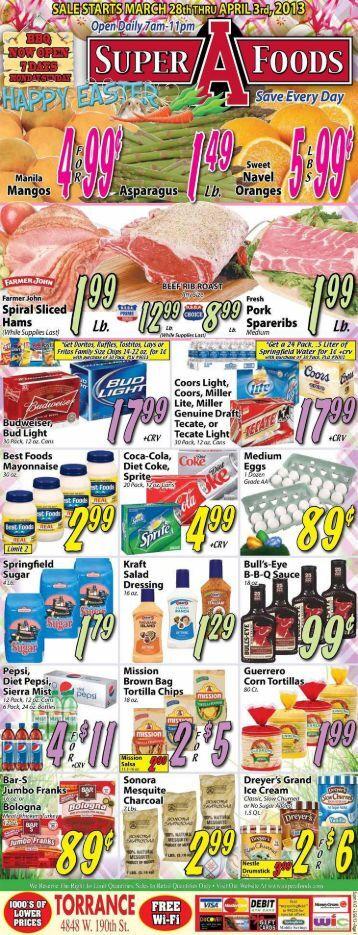 28 - Super A Foods