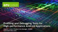 Profiling and Debugging Tools for High-performance Android ...