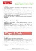 Bewegungsangebote der ASKÖ Wien für die Austrian Airlines - Page 3