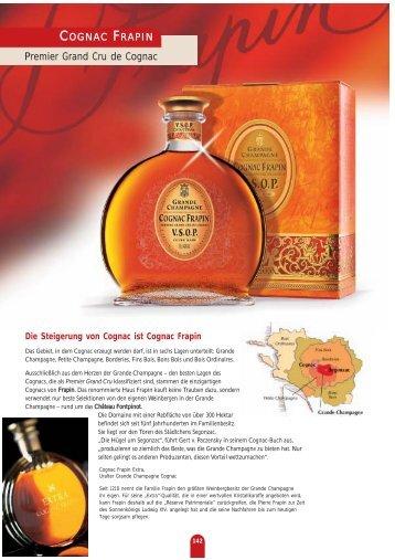 Premier Grand Cru de Cognac - TrinkFest