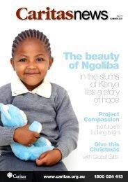 The beauty of Ngoliba - Caritas Australia