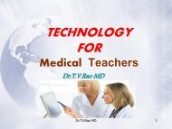 Medical Education & Technology